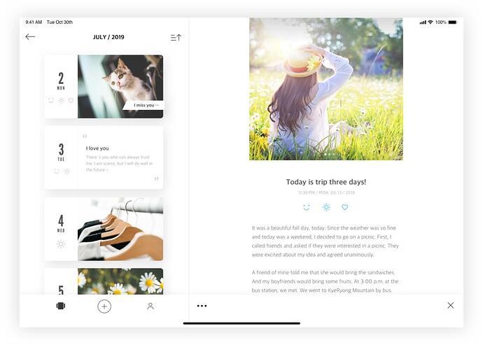 iPad 详情页