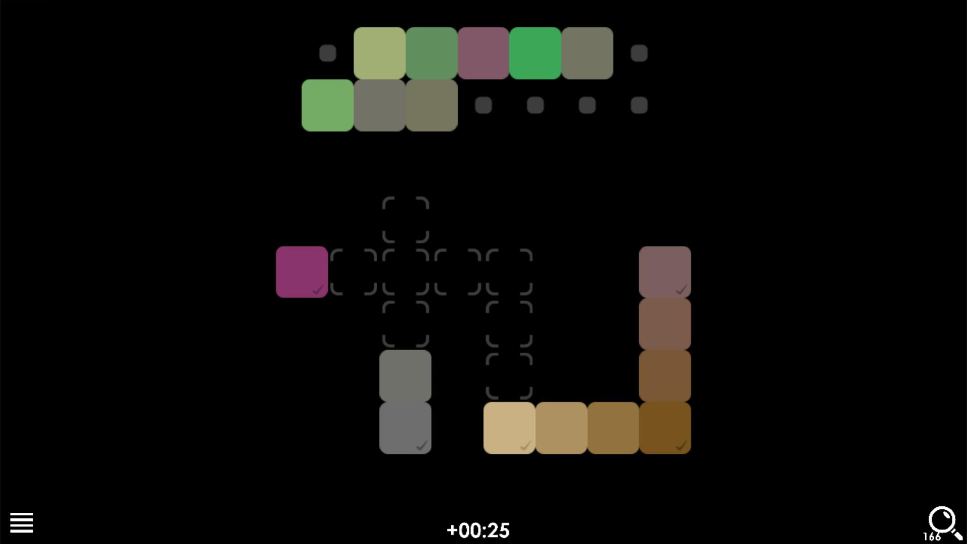 Blendoku 2 (彩独) - 色彩大师?来挑战色彩辨识力吧[iOS/Android] 4