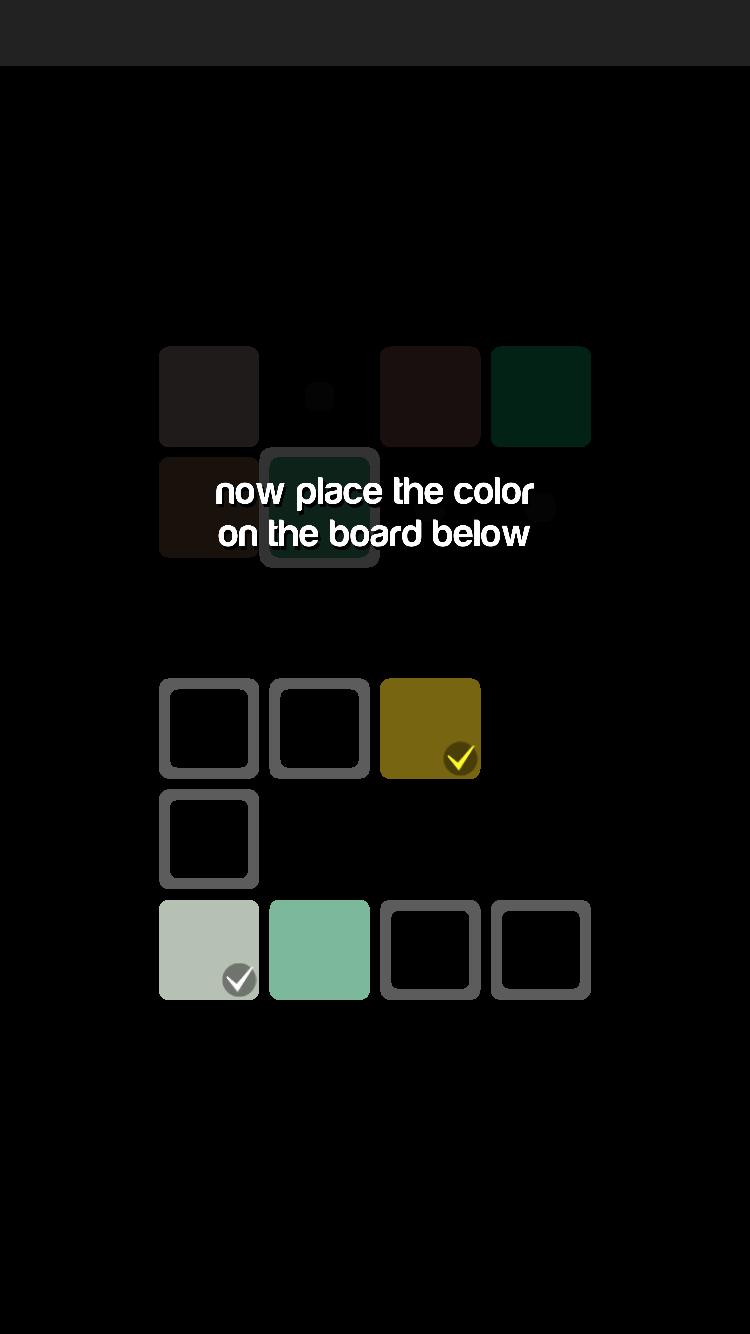 Blendoku 2 (彩独) - 色彩大师?来挑战色彩辨识力吧[iOS/Android] 2